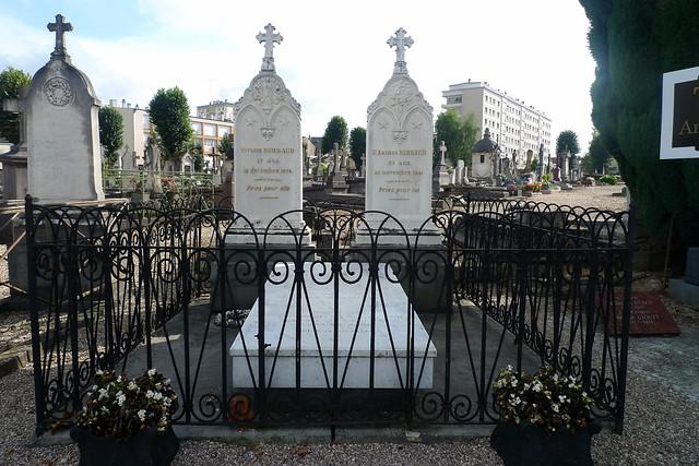 charleville, tombe jean nicolas arthur Rimbaud