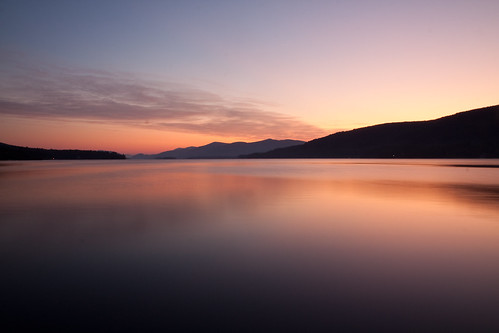 ny sunrise canon lakegeorge 50d