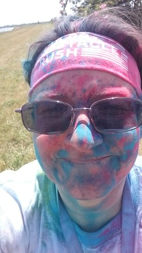 Dorney Colour Run | by RachelC