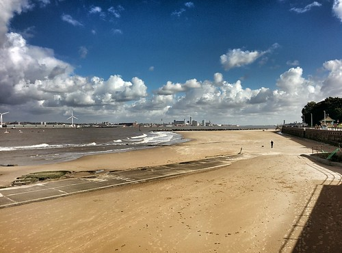 New Brighton Beach (18/08/2014)