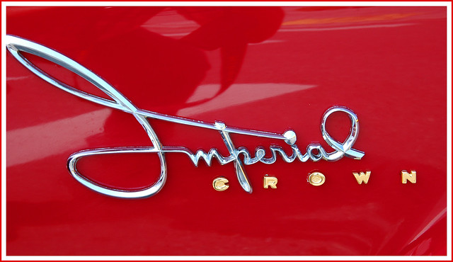 1960 Chrysler Crown Imperial Logo