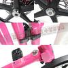 186-STRB-LT-001 STRIDA 2015年-16吋LT版折疊單車(碟剎)-淺粉紅底(YS-712)/(含原廠前後燈.塑膠後貨架)