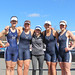 Spring 2015, Saratoga Invitational, Womens 1V 4+