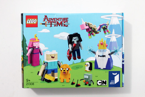 LEGO Ideas Adventure Time (21308) | by tormentalous