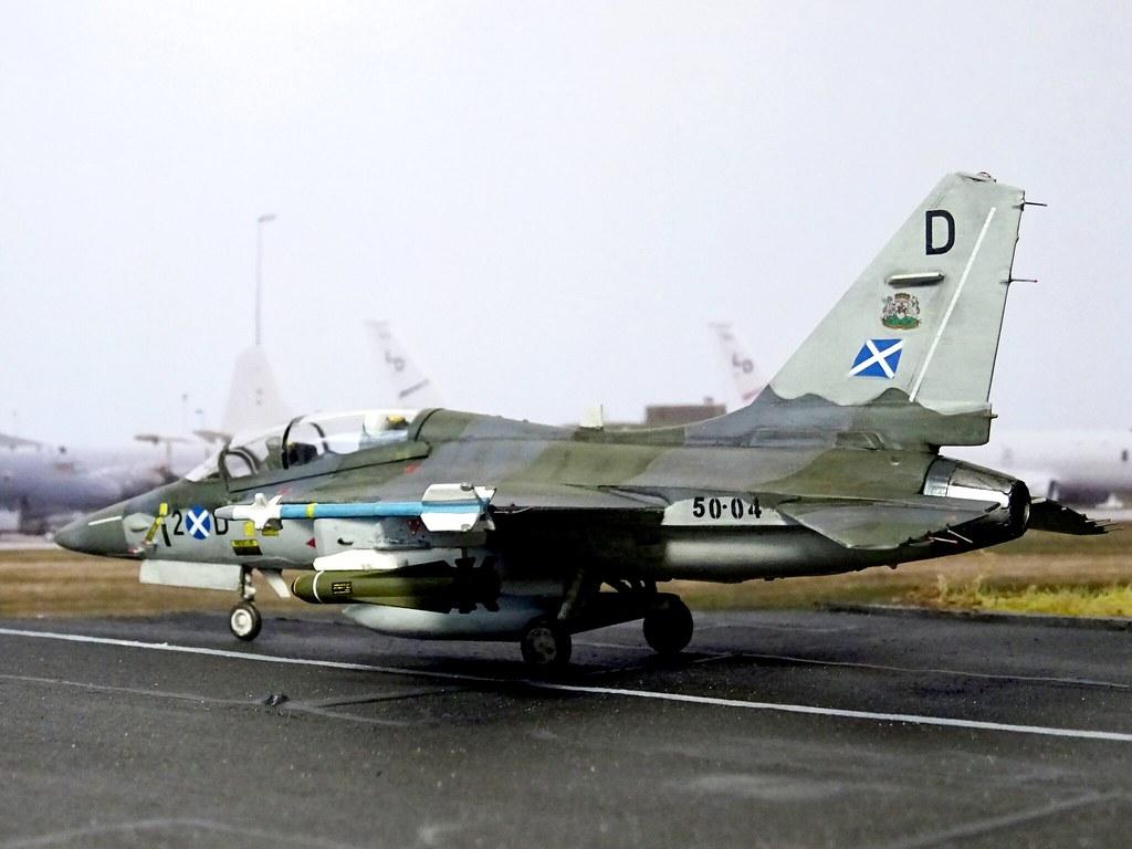 1:72 KAI/Lockheed Martin TA-50 'Golden Eagle TF 1', '2-D
