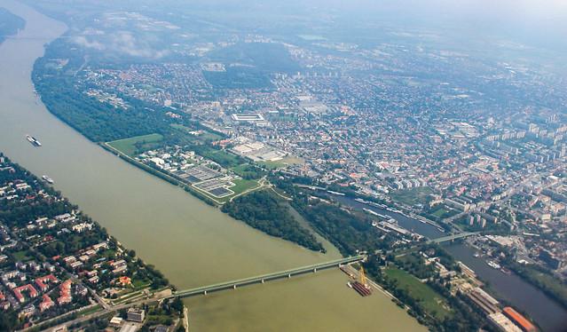 Ujpest aerial 2