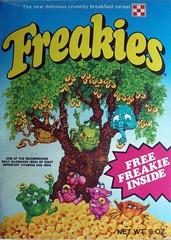 Freakies | by SA_Steve