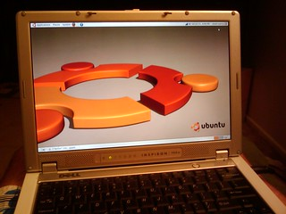 Ubuntu 9.04 on my laptop | by grantlairdjr