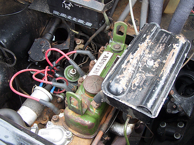 Austin motor