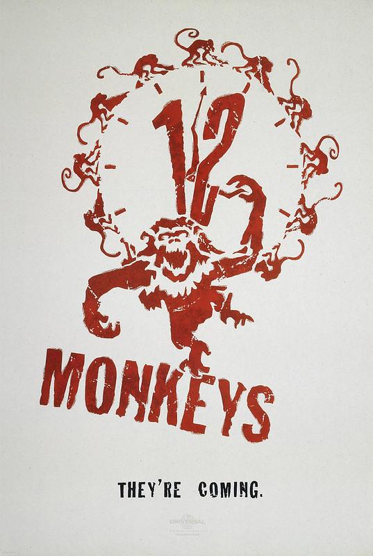 12 Monkeys One Sheet
