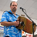 Jamie Berzas and Cajun Tradition at the Mamou Cajun Music Festival, Aug. 14, 2009