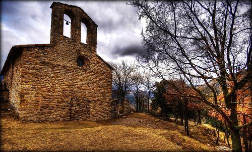 Ermita de Sant Jordi de Cercs
