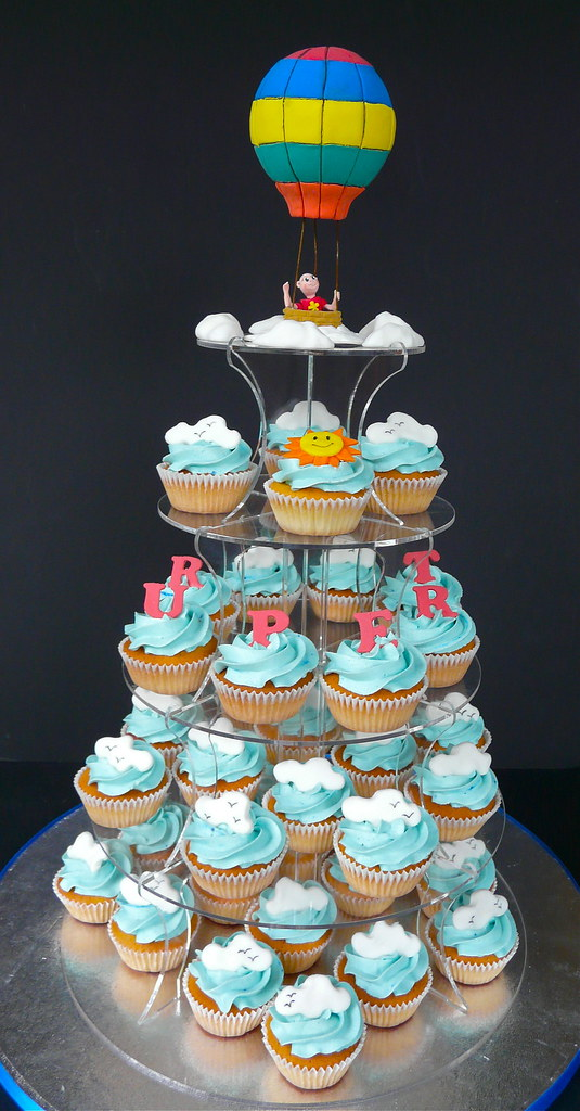 Outstanding Ruperts Magic Birthday Cake Ruperts Verdic Flickr Funny Birthday Cards Online Kookostrdamsfinfo