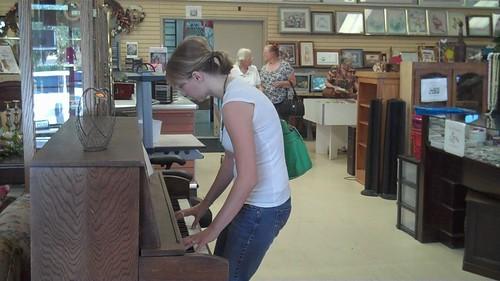 Thrift Store Serenade