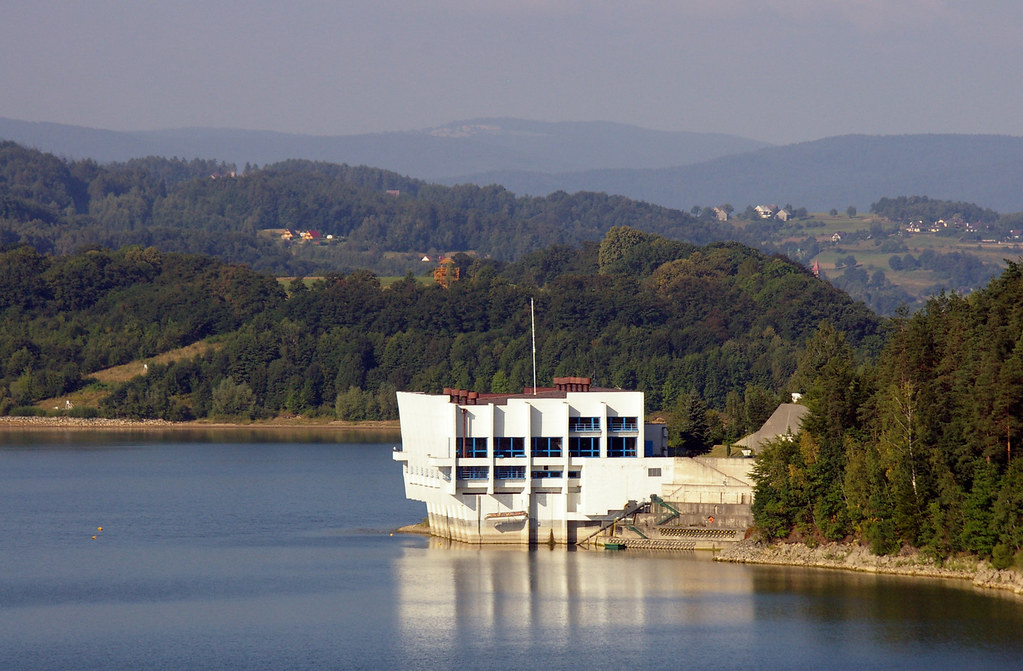 Ujęcie wody / Water intake facility