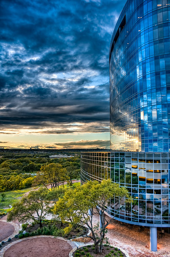 sunset architecture clouds photoshop landscape geotagged sony hdr oilcompany brandonwatts photomatix a700 tesorohq geo:lat=29615201 geo:lon=9845896