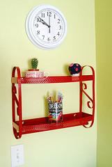 Red shelf (was pink) | by JonaG