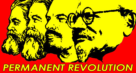 Image result for marx and and trotsky""