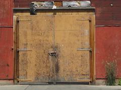 Cannery door