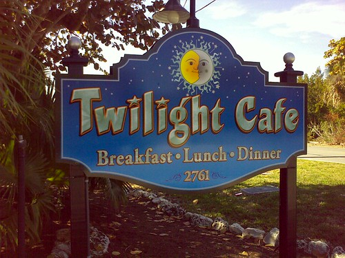 Twilight Cafe | by Erin *~*~*