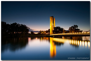 National Carillon In Canberra | by Sam Ilić