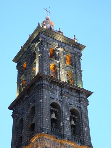 Catedral de Puebla., Puebla . Mexico P8100035 por LAE Manuel Vela