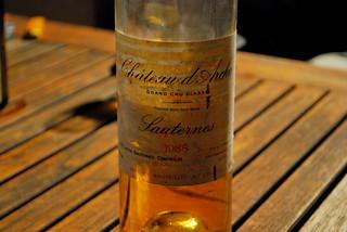 1988 Sauternes   by goingslowly
