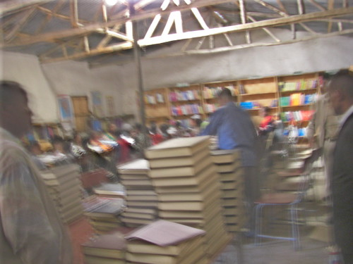 some of the books  delivered for the library(Dec.2008) | by madokorem.org
