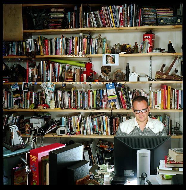 Portrait by Jonathan Worth 1, credit Jonathan Worth, link to http://jonathanworth.com
