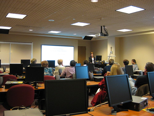 Workshop attendees | by UofSLibrary