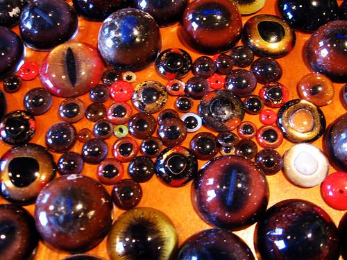 Eyes!   by juliatenney