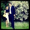 At Doris & Anselm's wedding by rufie c