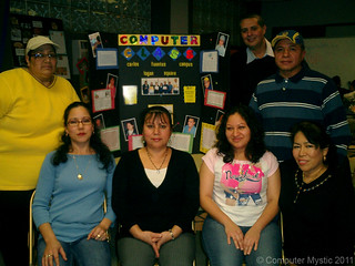 Fuentes students, Fall 2008 | by Computer Mystic