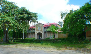 The Barbados Museum-The Garrison Bridgetown