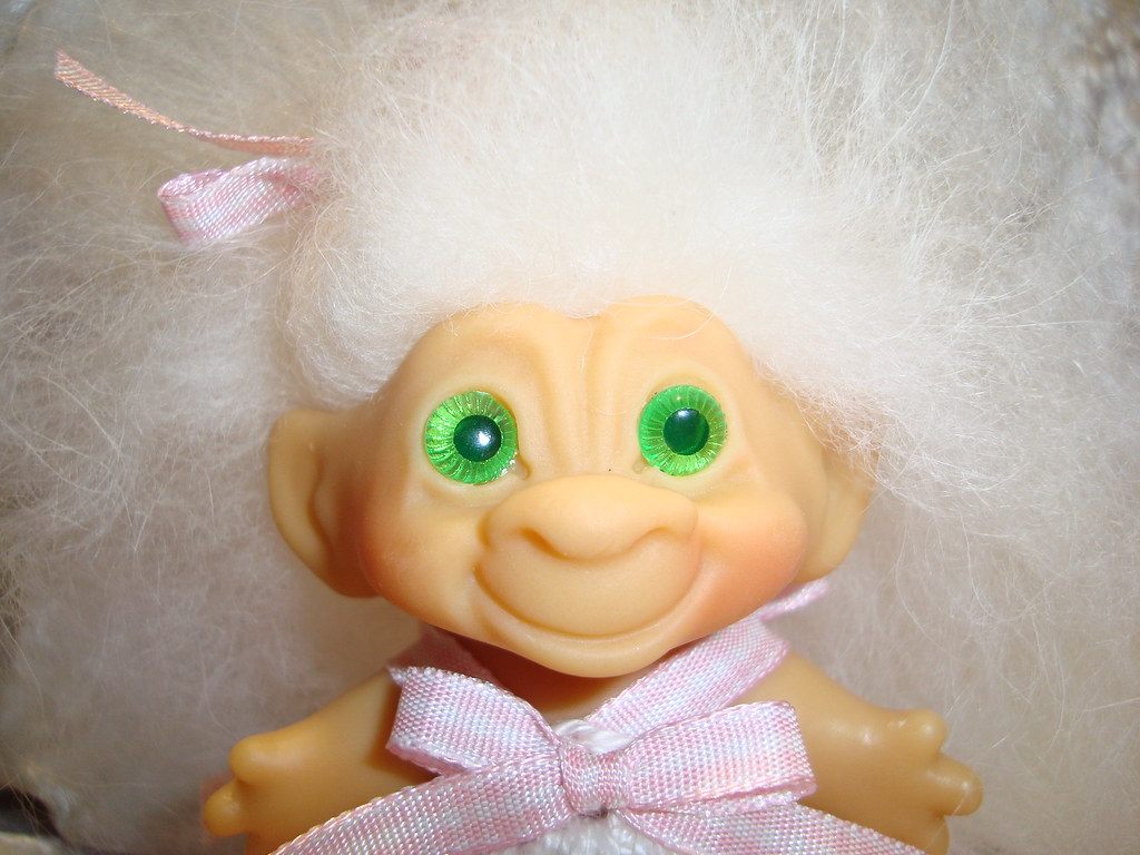 ... Vintage Scandia Troll Doll | by chicks57