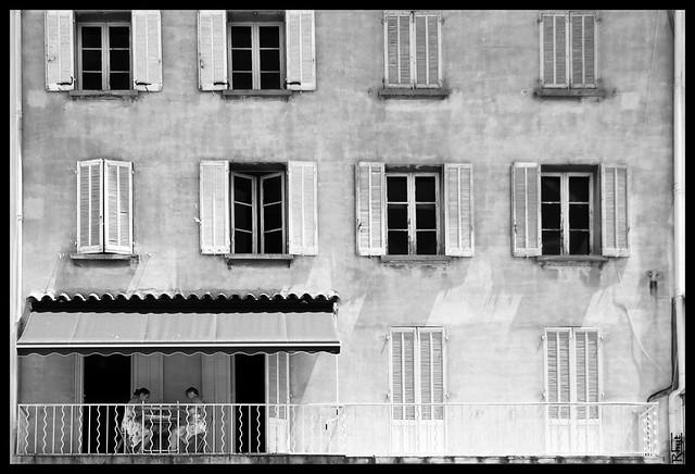 Saint-Tropez, déjeuner à deux