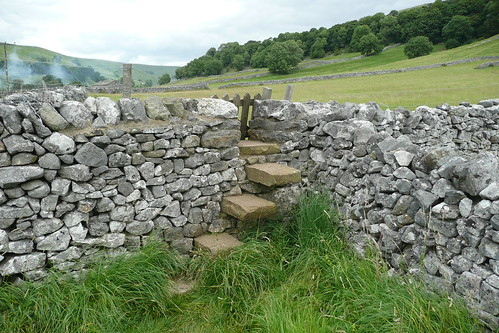 Dry Stone Wall and Stile, Yorkshire Dales | by Paul Stephenson