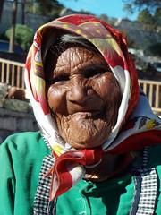 Abuelita Tarahumara; Divisadero, Barranca de Cobre, SW of Creel, Chihuahua, Mexico