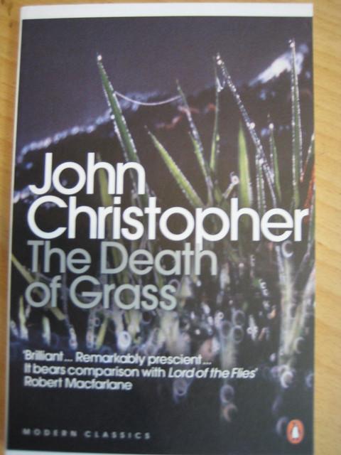 The Death of Grass - John Christopher