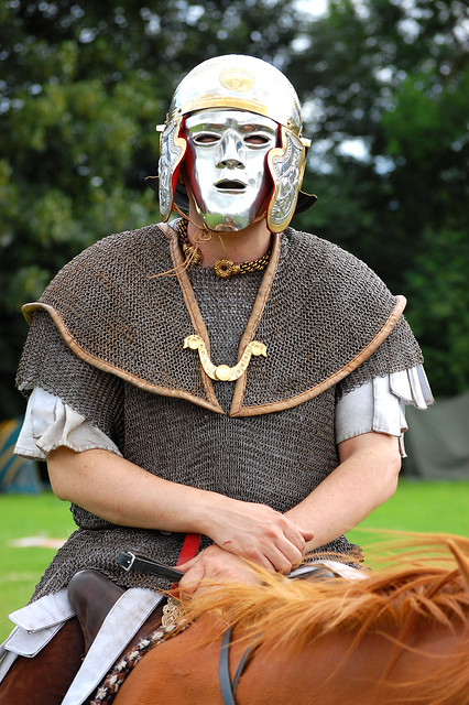 Roman at Ribchester