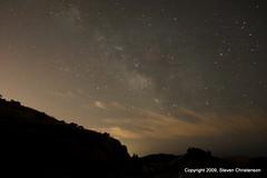 Milky Skyline [5_006550]   by Steven Christenson