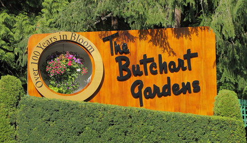 Welcome to the Butchart Gardens | by ~dgies
