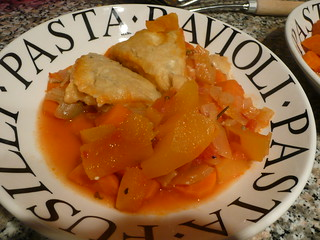Pumpkin and carrot cobbler (in the slow cooker) | by sashinka-uk
