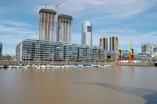 Puerto Madero | by barbutti