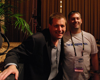 Peter Shankman and Tim Jones | by BenSpark