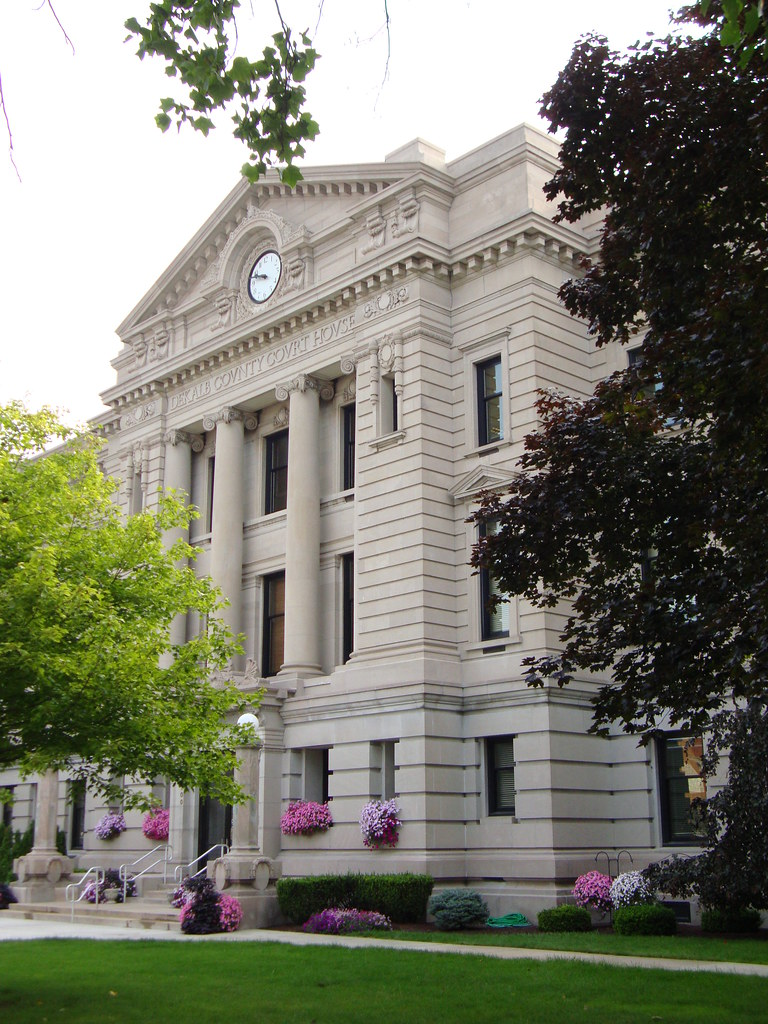 Miraculous Dekalb County Courthouse Auburn Indiana The Building Or Download Free Architecture Designs Scobabritishbridgeorg