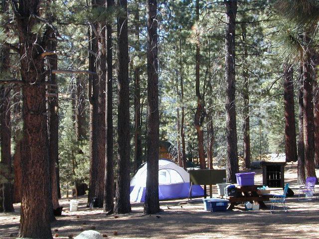 Grover Hot Springs Campground | Sierra Nevada hot springs, n… | Flickr