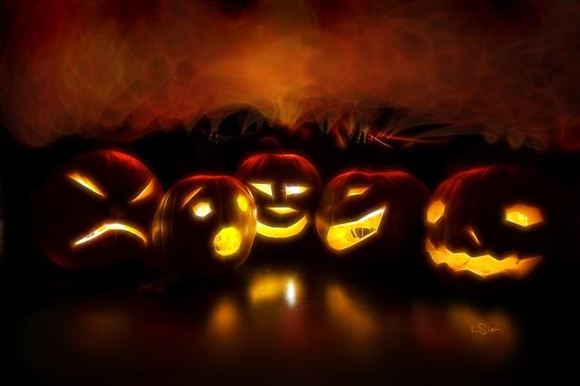 The Pumpkin Gang