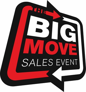 Mickey Chrysler Dodge: Big Move Sales Event Logo | by NickWestergaard
