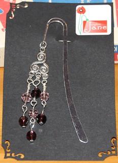 Charm Bookmark | by unplain-Jane